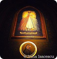MILOSTIVIREA DIVINA si sf.Faustina Catedrala sf.Iosif Bucuresti